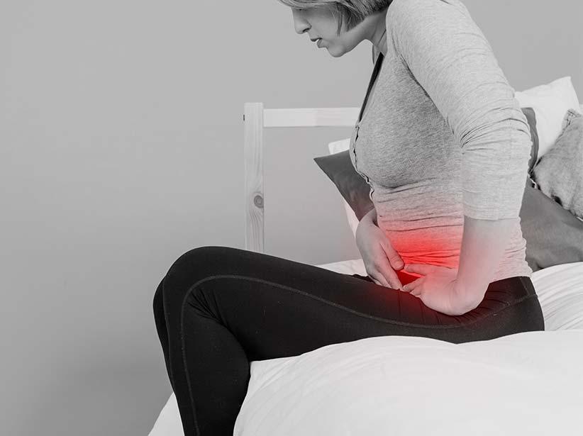 La colitis y el estreñimiento pueden provocarle un aumento de peso